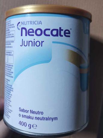 3 PUSZKI Mleko Neocate Junior 1+ Nutricia