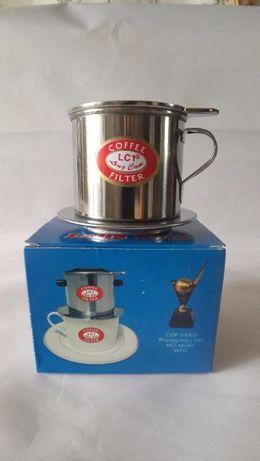 Вьетнамский кофейный пресс-фильтр