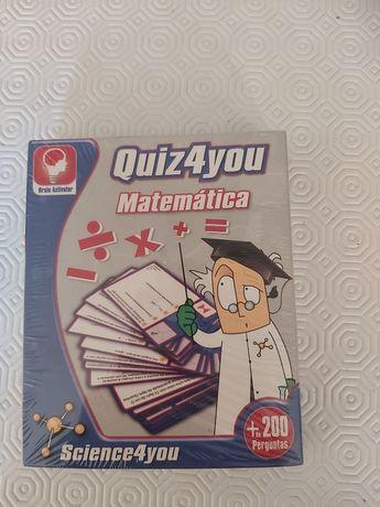 Cartas Matemática da Science4you novas