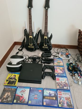 Playstation 4 slim VR conjunto
