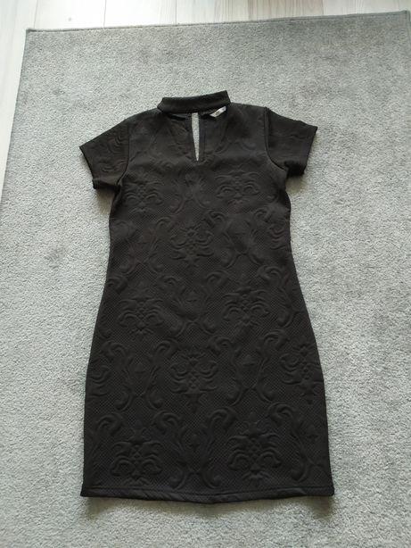 Sukienka czarna rozmiar 36