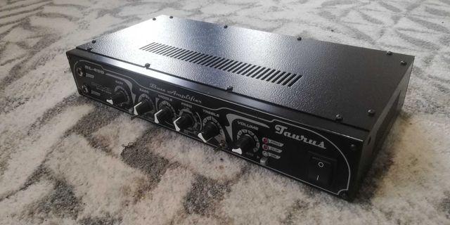 Taurus BL-450 Wzmacniacz HEAD Basowy Do Basu Gitary Basowej 450W