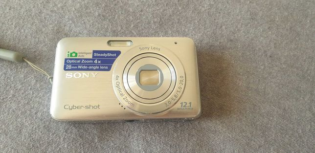 Sony DSC-W310, máquina fotográfica (usada)