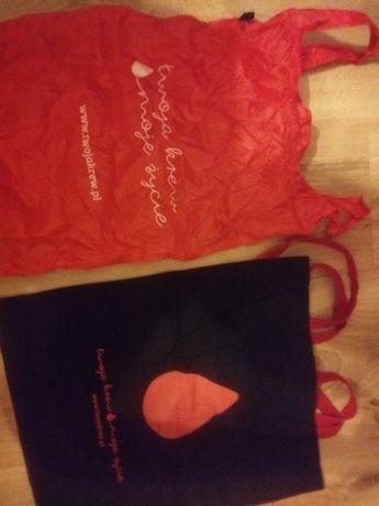 Dwie torby na zakupy