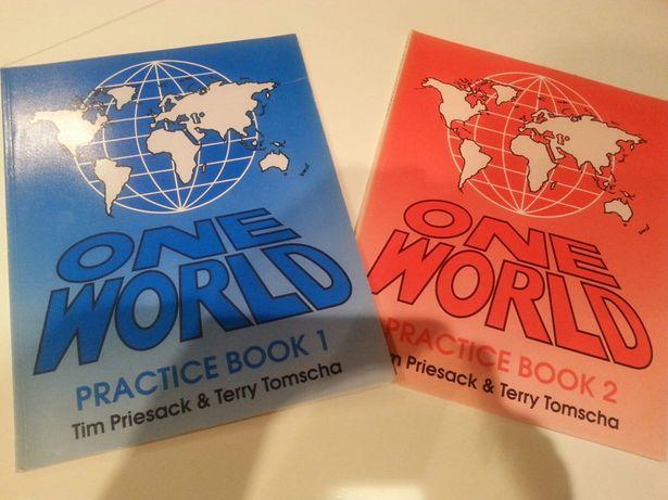 ONE WORLD Practice Book 1 i 2 - nowe ćwiczenia do nauki angielskiego