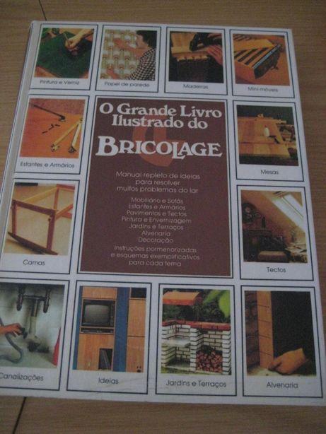 Grande Livro Ilustrado de Bricolage