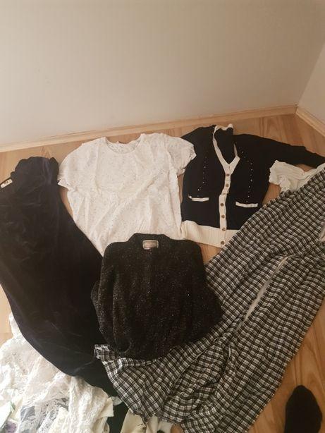 Zamienię ubrania damskie XL na przetwory