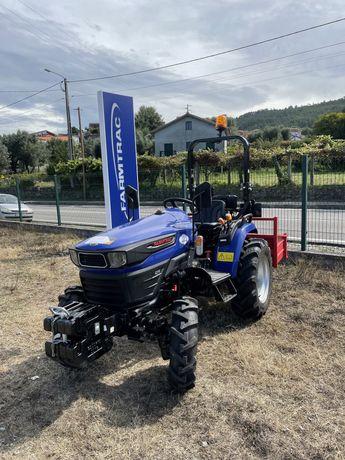 Farmtrac FT26 5 anos de garantia