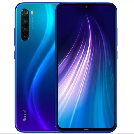 Xiaomi Redmi Note 8 64Gb + 4Gb Azul - 9 S 10 T Poco X3 M3 Mi 11 pro