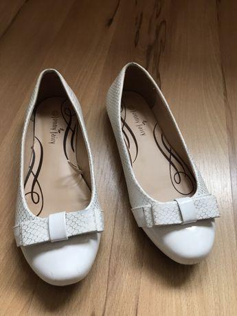 Sandałki dziewczęce 37