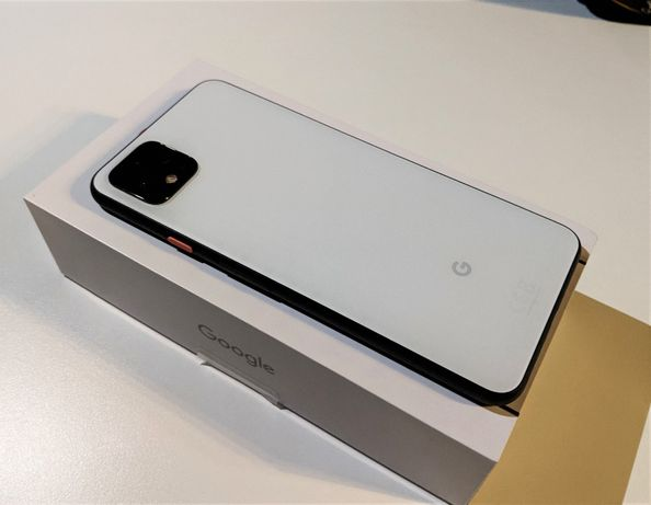 Google Pixel 4XL 64Gb (Clearly white) Neverlock