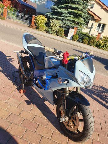 Honda CBR 125 jc34 /160ccm Malossi Stunt