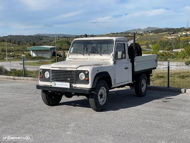 Land Rover Defender 110 2.5 TDi