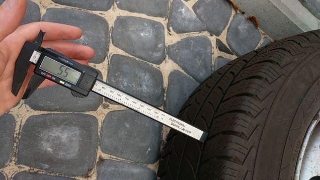 Шина зимняя 1шт CONTINENTAL VancoWinter2 195/70 R15c с резина колесо