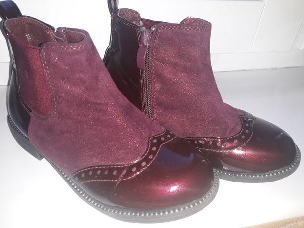 Buty Botki dziecięce