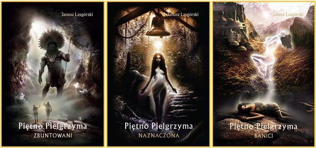 Piętno Pielgrzyma - Pakiet trzech tomów