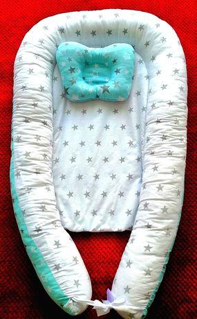 Коконы с ортопедическими подушками