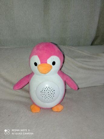 Projektor, pozytywka Pingwin