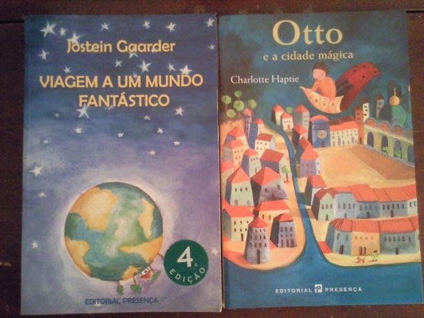 Viagem a um Mundo Fantástico + Otto e a Cidade Mágica