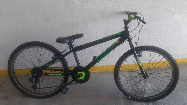 Bicicleta criança ate 14 anos