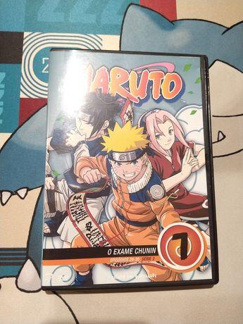 DVD Naruto (Exame Chunin)