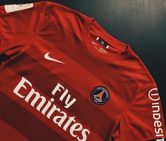 T-shirt De futebol PSG