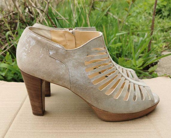 Кожаные сандалии босоножки Paul Green 40 р. Оригинал