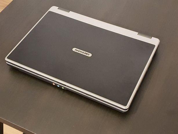 Laptop komputer 17' MAM2100 Windows SSD 120GB Medion Wifi