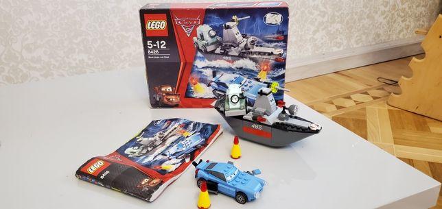 Лего Тачки 2 (lego 8426)