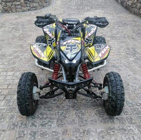 Honda TRX 400 (Moto 4)