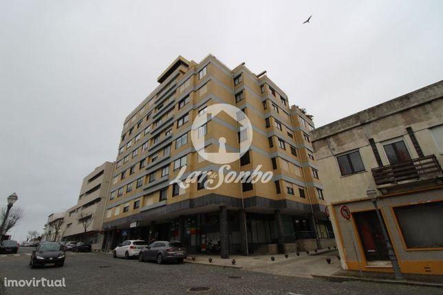 T2 c/ lugar de garagem no centro de Vila do Conde