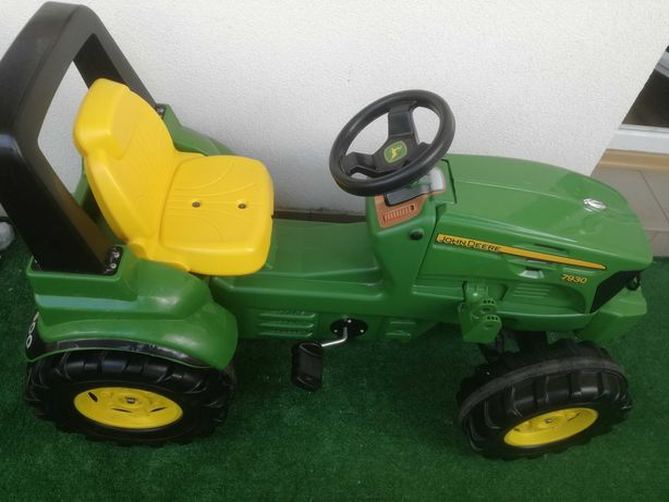 Traktor na pedały Rolly Toys John Deere 7930