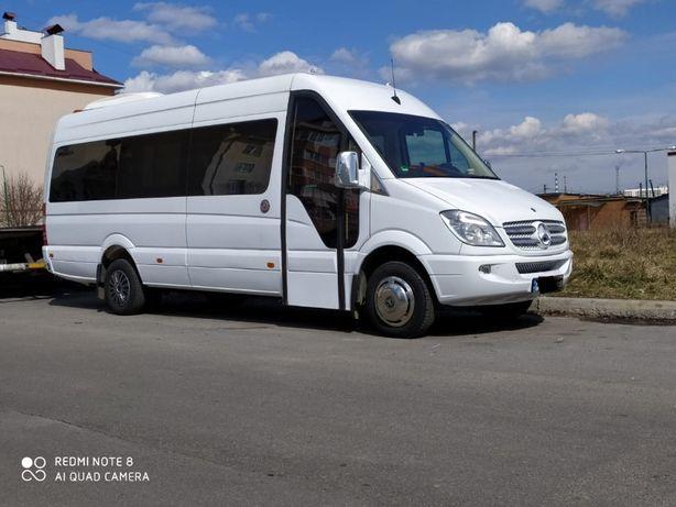 Продам туристичний автобус MERSEDES SPRINTER 519