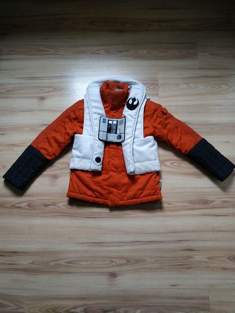 Strój karnawałowy kurtka Pilot Rebelii Star Wars na 7-8 lat