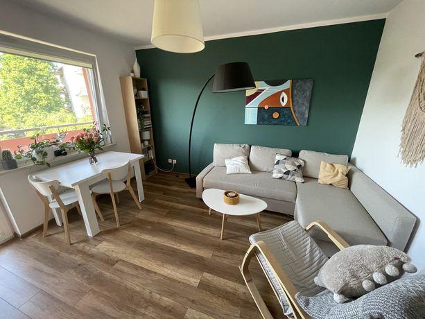 Dwupokojowe mieszkanie na Wrzosach