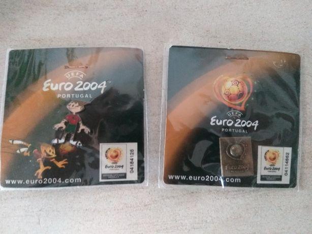Pins Euro 2004