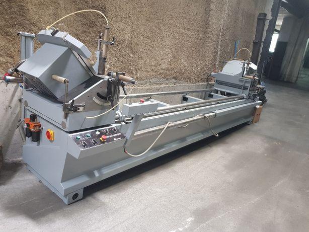Maquina de corte aluminio duas cabeças