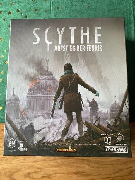 Scythe Fenris powstaje