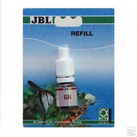 JBL Test GH - test na twardość ogólną wody (uzupełnienie)