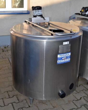 Schładzalnik zbiornik na mleko WEDHOLMS 430L 98CD9679