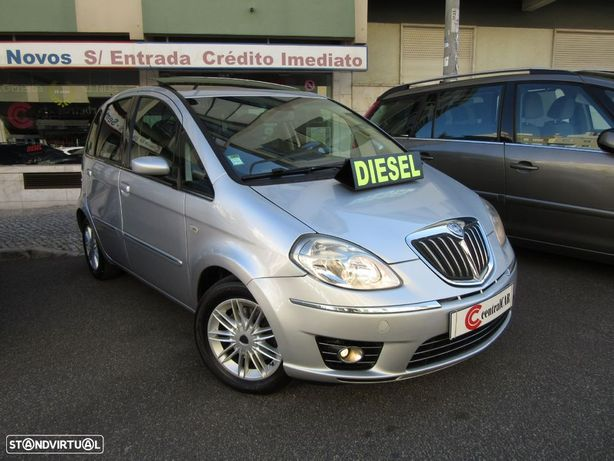 Lancia Musa Diesel Multijet 111€/Mês* Full Extras