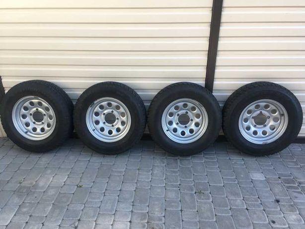 Колеса R15 на Suzuki Jimny, Нива, Уаз(зима)