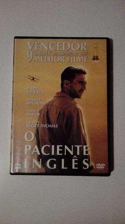 """DVD """" O Paciente Inglês """" - VENCEDOR D 9 ÓSCARES DA ACADEMIA Hollywood"""