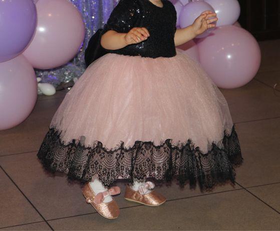 Дитяче святкове плаття, детское нарядное платье