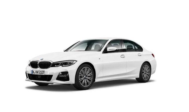 BMW Seria 3 BMW Seria 3 318i demo od ręki mały przebieg