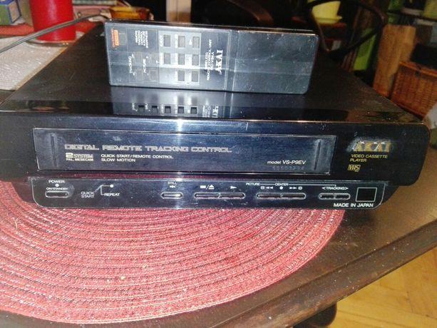 Odtwarzacz VHS-AKAI