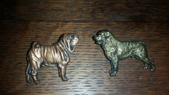 Broszka pies owczarek podhalański 10zł