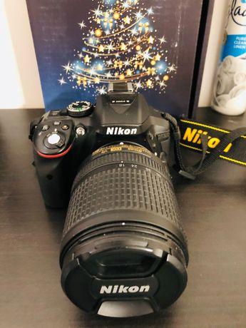 Nikon D5300 jak nowy