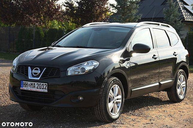 Nissan Qashqai+2 2.0 Benzyna 140KM * 7 osób * BOGATY * Z Niemiec * IDEALNY!