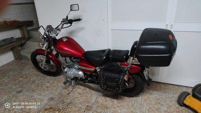 Mota Honda Cmx 250